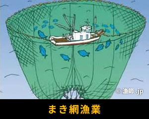 まき網漁業