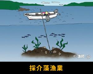 採介藻漁業